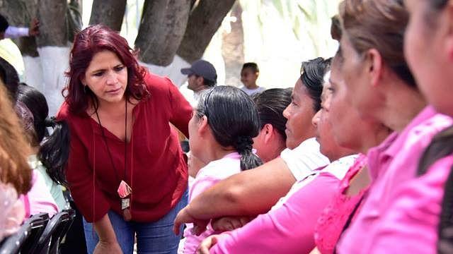 En proceso de licitación para Ciudad Mujer en Huetamo y Mújica: Fabiola Alanís