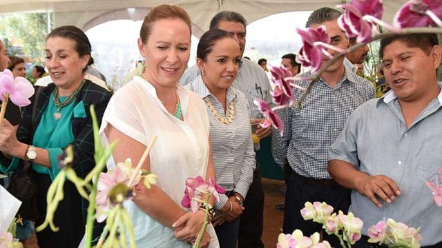 Inauguran la Exposición y Venta de Orquídeas 2016