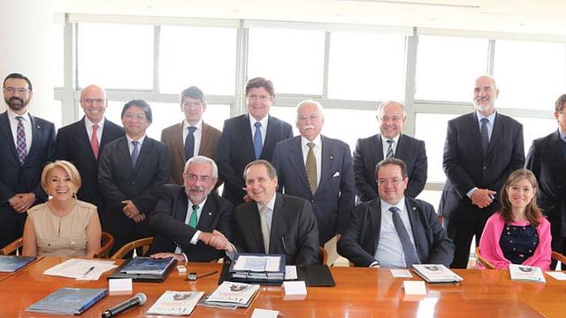 Firman UNAM y Tec de Monterrey alianza para sumar talento  en proyectos de alto impacto