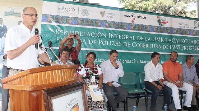 Se posiciona IMSS Michoacán como puntero en materia de trasplantes de órganos en el país