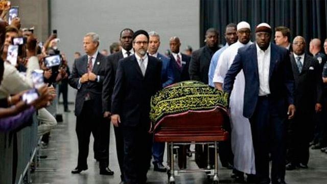 Galería: Así se vivió el funeral de Muhammed Ali