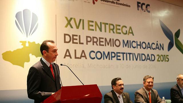La legalidad es fundamental para la competitividad: Antonio Soto
