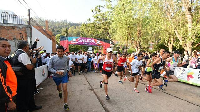 """Alistan la 3a carrera atlética en Zitácuaro """"Corre con tu Policía"""""""