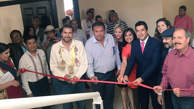 Con hechos se cumple el compromiso de apoyar a los ayuntamientos michoacanos