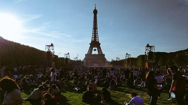 Seis detenidos en concierto de inauguración de la Eurocopa