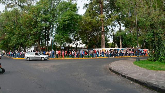 Este sábado inicia la aplicación de los exámenes de admisión en la Universidad Michoacana