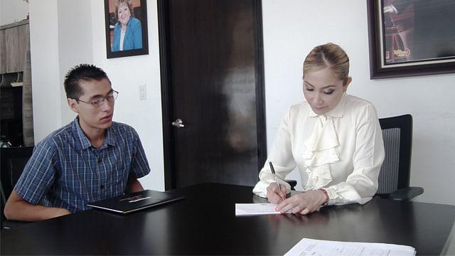 Egresado del Conalep Michoacán concluye con éxito su estancia en el extranjero