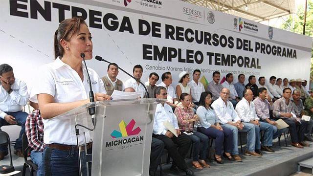 Nuestro trabajo será permanente en Cenobio Moreno para lograr su desarrollo: Miriam Tinoco