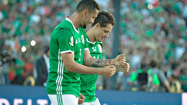 Al medio tiempo, gana México 1-0 a Jamaica en Copa América