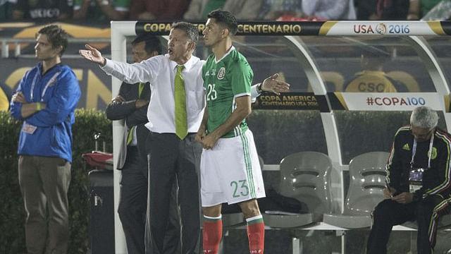 Juan Carlos Osorio satisfecho con el funcionamiento del Tricolor