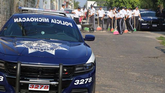 "Arrancó el programa ""Ruta por la Seguridad de Michoacán"""