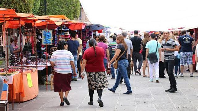El 44% de trabajadores informales en Michoacán, ambulantes o con negocios propios