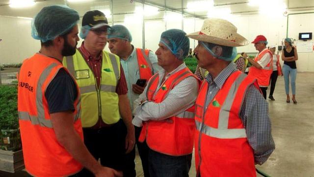 Acercarán tecnologías utilizadas en Europa a productores michoacanos