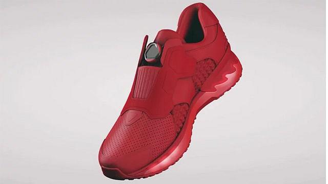 Lenovo presenta sus tenis inteligentes Yoat F2 Smart Shoes
