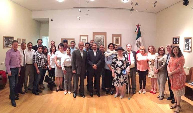 Artistas de Michoacán exhiben su obra en la Casa Michoacán en Chicago