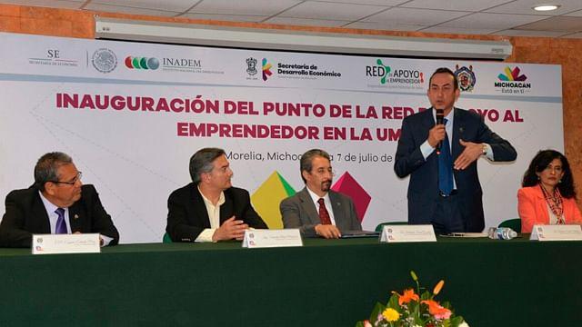 Necesario respaldar a las Mipymes en Michoacán: Antonio Soto