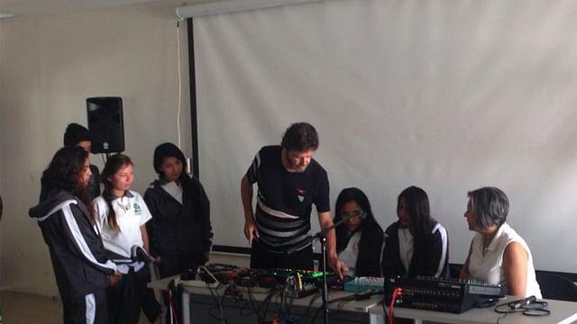 Acerca CMMAS música con nuevas tecnologías a niños y jóvenes