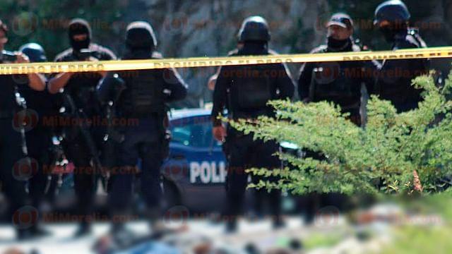 Encuentran cinco cadáveres con huellas de tortura en Chilpancingo