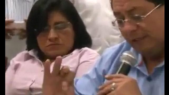 Video: Diputada de Tabasco se queda dormida durante sesión, la apodan #LadyDurmiente