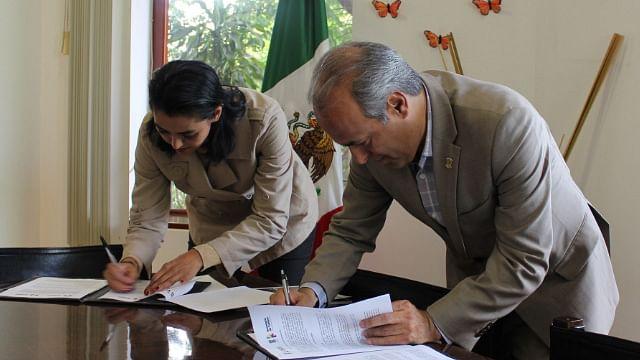 Semigrante y Sectur signan convenio de colaboración
