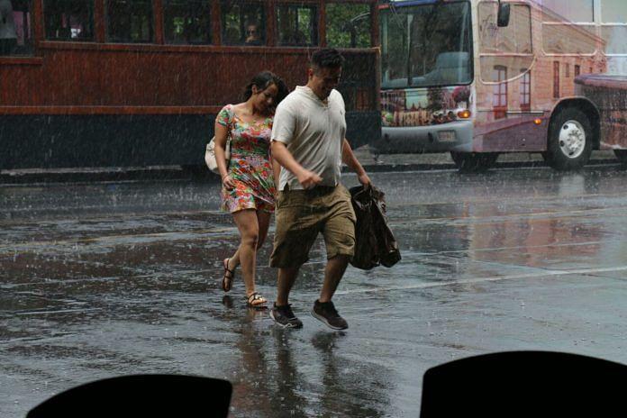 Este jueves, continúa el pronóstico de cielo nublado con posibilidad de lluvias en Morelia
