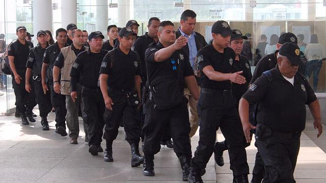 Al menos 600 policías auxiliares han sido capacitados para actuar apegados al NSJP