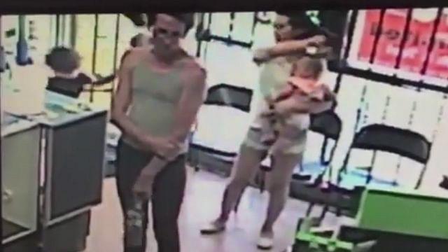 Video: Hombre intenta secuestrar a una menor en Estados Unidos