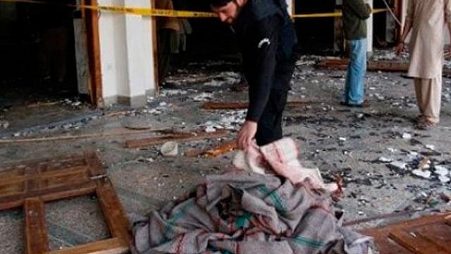 Ataque contra el Tribunal Supremo en Kabul; reportan al menos 19 muertos