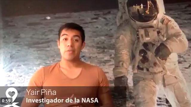 El investigador más joven de la NASA es mexicano y podría ir a marte