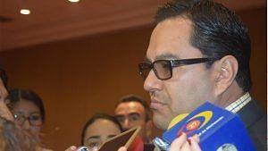 Víctor Manuel Serrato, presidente de la Comisión Estatal de los Derechos Humanos (Foto: Cortesía)