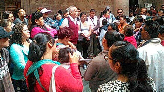 Acusa Antorcha desinterés gubernamental por crisis social en Ciudad Hidalgo