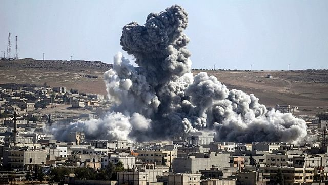 Turquía confirma el uso de armas químicas en Siria