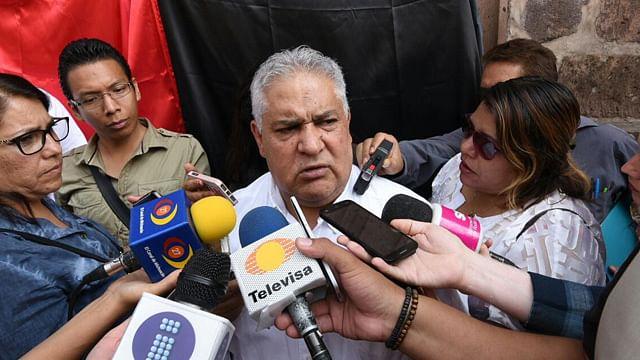 Falsa, la conformación de un nuevo sindicato nicolaita: Eduardo Tena