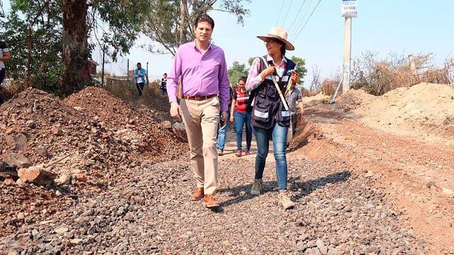 Proyectos viales en Morelia, mejoran conectividad en el municipio: Alfonso Martínez