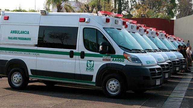 Trabaja SSM en la regularización de las ambulancias