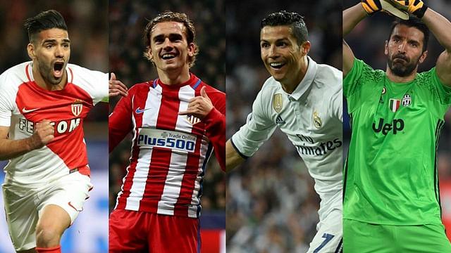 Así se jugarán las semifinales de la Champions League