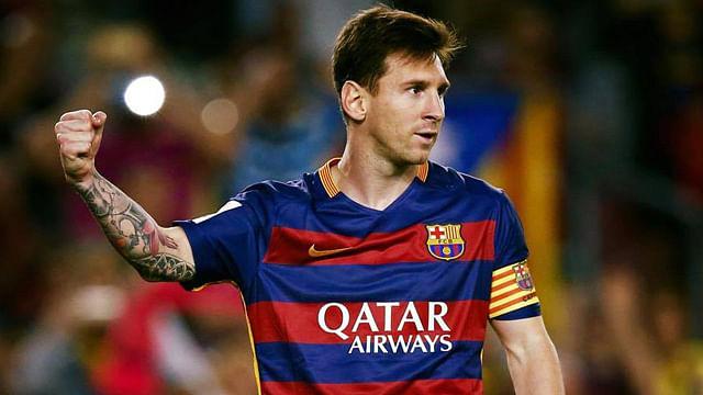 """La foto del """"Messi panadero"""" que se volvió viral"""
