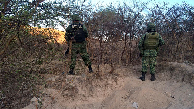 Inhabilitan toma clandestina en Copándaro