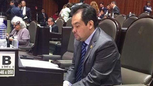 Tony Martínez impulsa agenda de derechos humanos en la cámara de diputados
