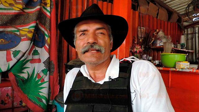 """""""No se rajen, échenle ganas"""": dice Mireles sobre la lucha de su liberación"""