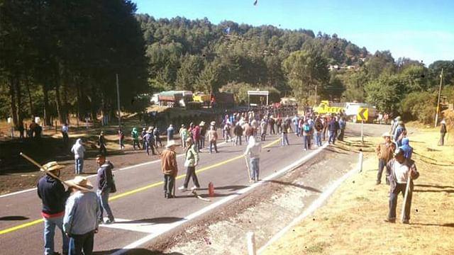 Video: Dos civiles muertos y tres policías heridos, saldo preliminar de enfrentamiento en Arantepacua