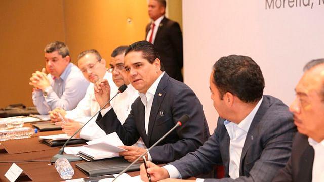 Encabeza Silvano Aureoles reunión de la Red Estatal de Municipios por la Salud