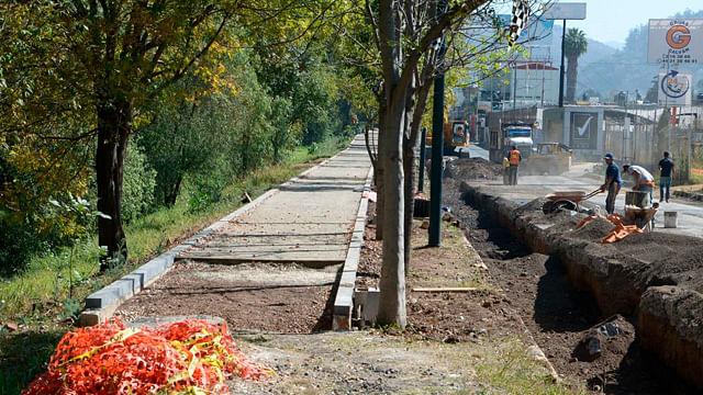 Margen izquierdo del Río Chiquito presenta avance de 70%