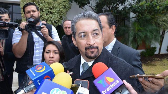 """Elección del nuevo director de Derecho, """"con total transparencia"""": rector"""