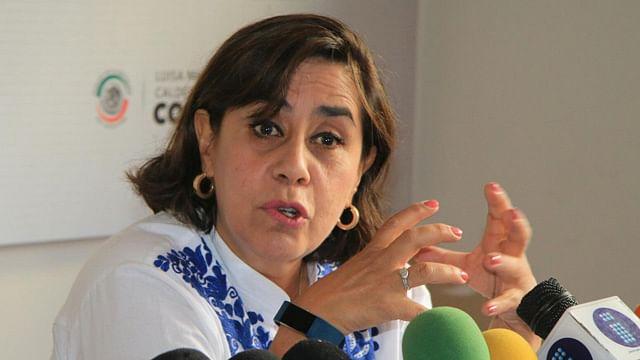 Nada nuevo en la propuesta de seguridad de AMLO: Cocoa Calderón