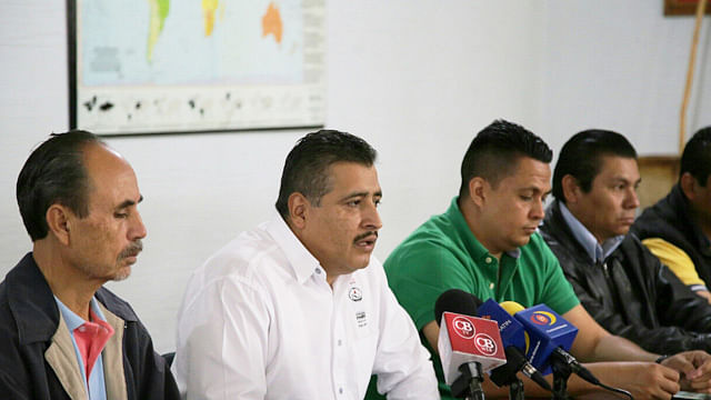 CNTE demanda mesa de trabajo con el gobierno estatal