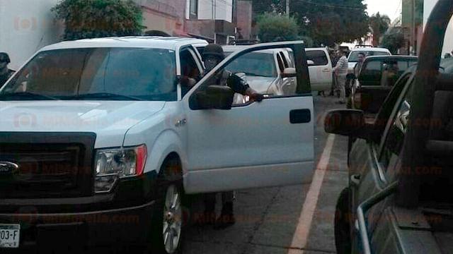 En fuerte operativo detienen a célula delincuencial en Pátzcuaro