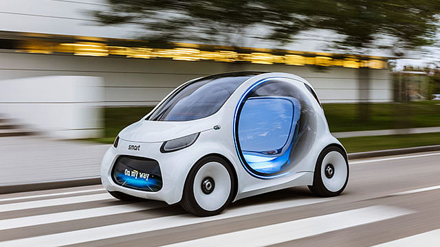 Mercedes presentará el concepto del nuevo Smart del futuro