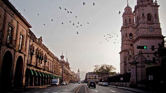 Centro Histórico de Morelia cumple 29 años como Patrimonio Mundial