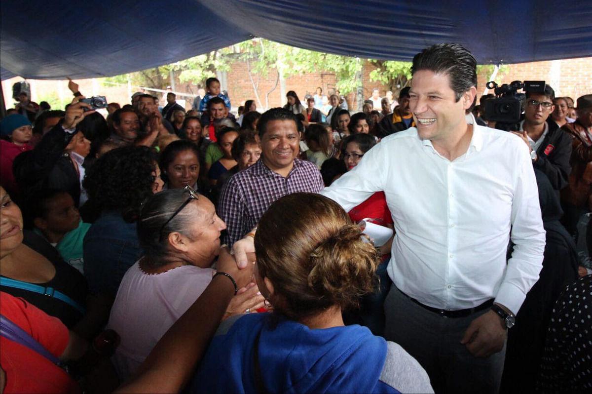 "Alfonso Martínez encabezará ""Presidente en tu Colonia"" en San Rafael"